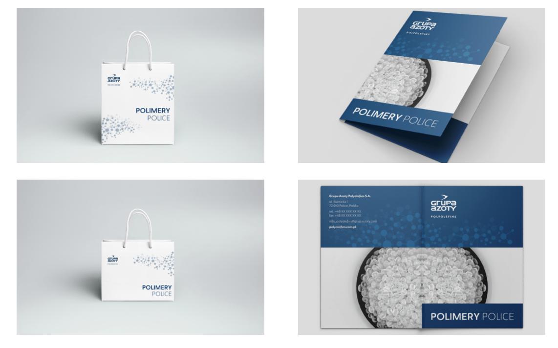 teczka reklamowa grupa Azoty Polyolefins